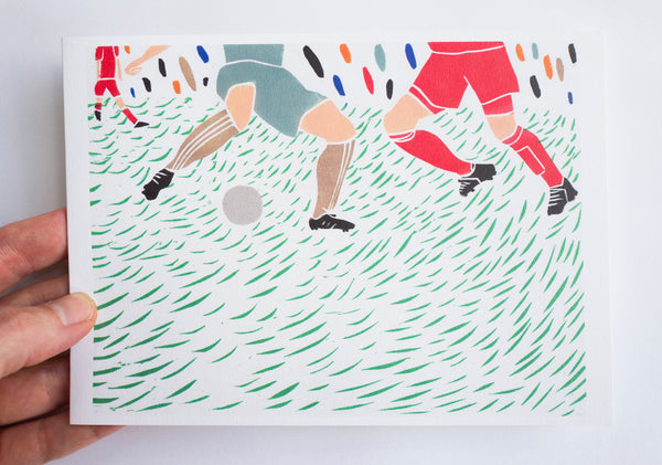 Footie - Card