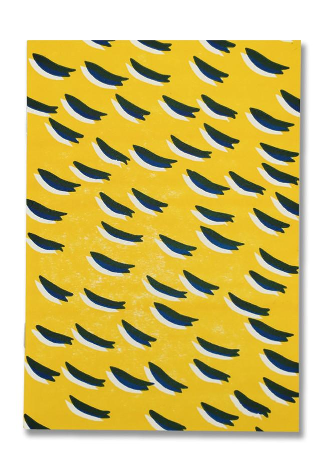 Peixes Yellow - Notebook
