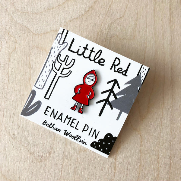 Little Red - Pin
