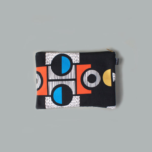Medium Pouch with Zip - Convene