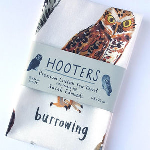 Hooters - Tea Towel