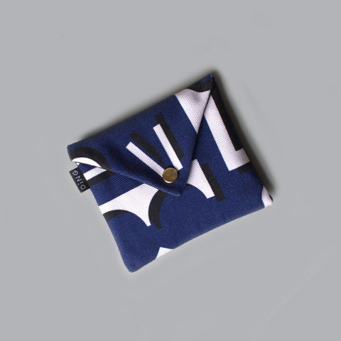 Envelope Pouch - Factory (Navy)