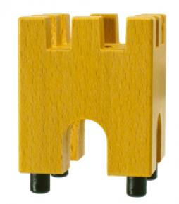 Xyloba Start Brick Battlement Yellow