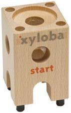 Xyloba start brick in the  tower