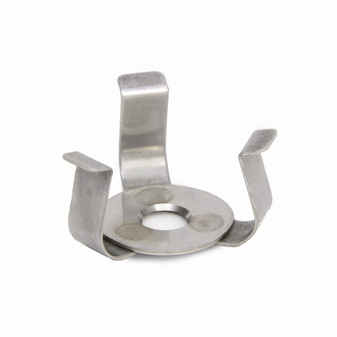 Stainless Steel Flask Clamps image