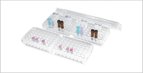 Tube Racks for CPS-350 Microplate Shaker image