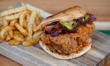 Load image into Gallery viewer, OG Fried Chicken Sammich