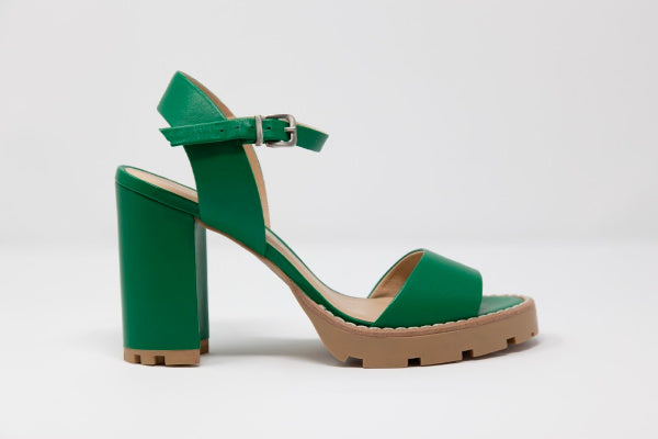 Anna Tony Leather Sandals