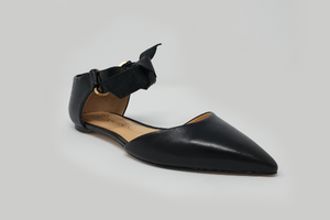 Eleora Leather Flats
