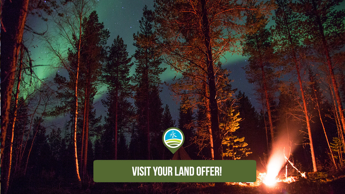 Choose your favorite piece of land from Lapland Forest
