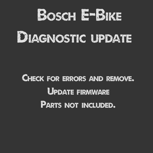 E-Bike Diagnostic update