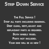 Strip Down Service