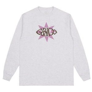 Rays Long Sleeve - Ash/Multicolour