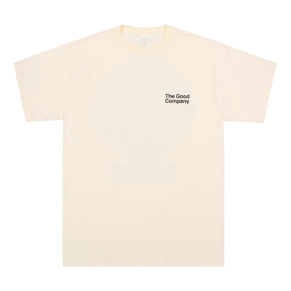 Insanity Tee - Cream/Multicolour