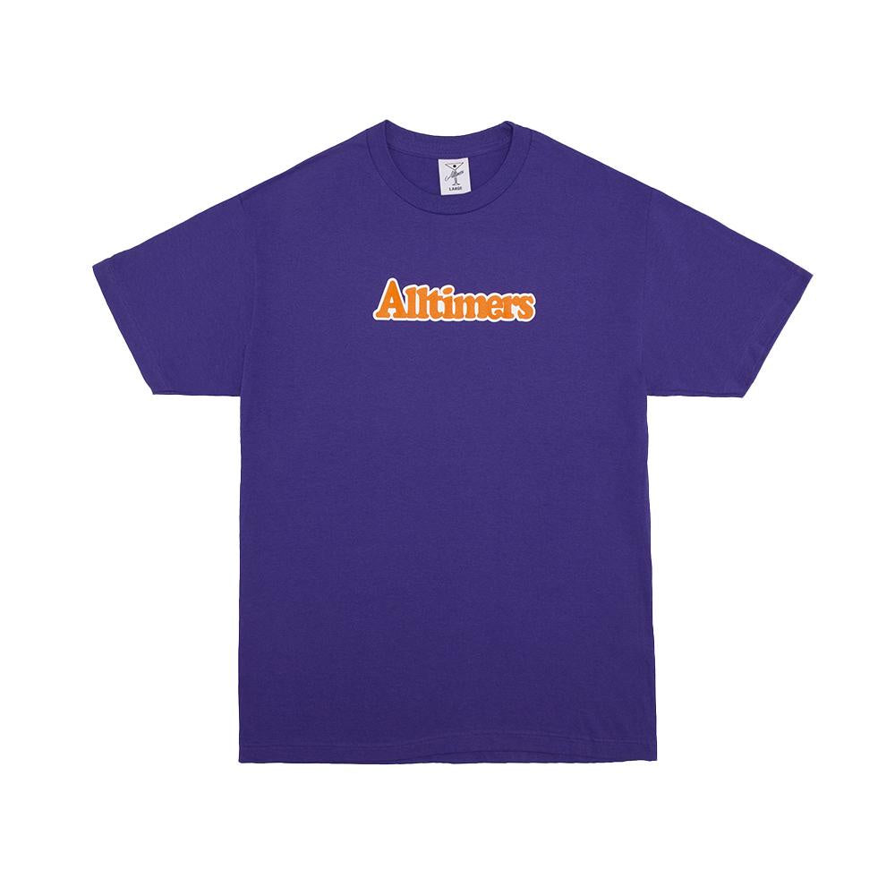 Broadway Tee - Purple