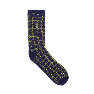 Repeat Socks - Navy