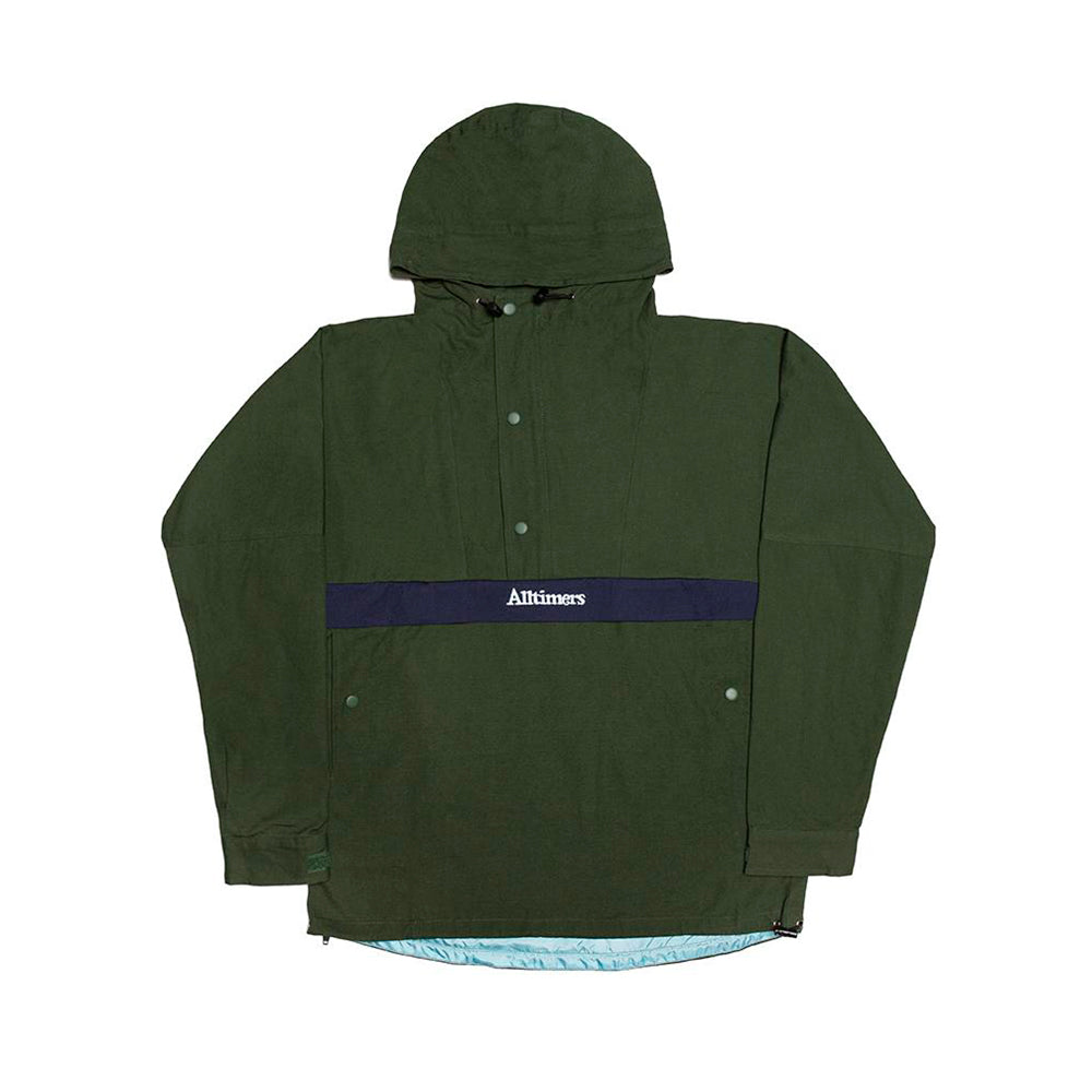 Jack Anarok Jacket - Green