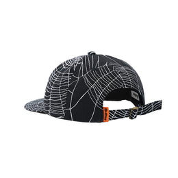 Web Cap - Black