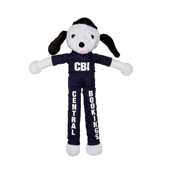 Bad Dog Plush