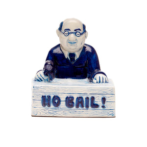 No Bail! Coin Bank - Delft