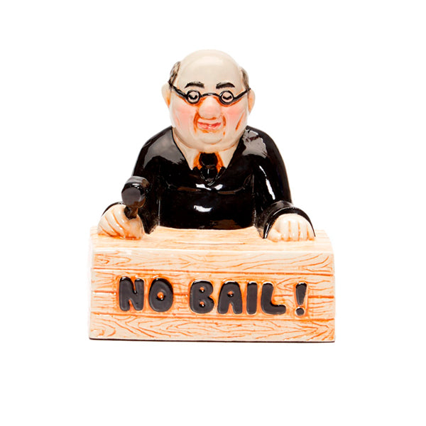 No Bail! Coin Bank - Full Colour