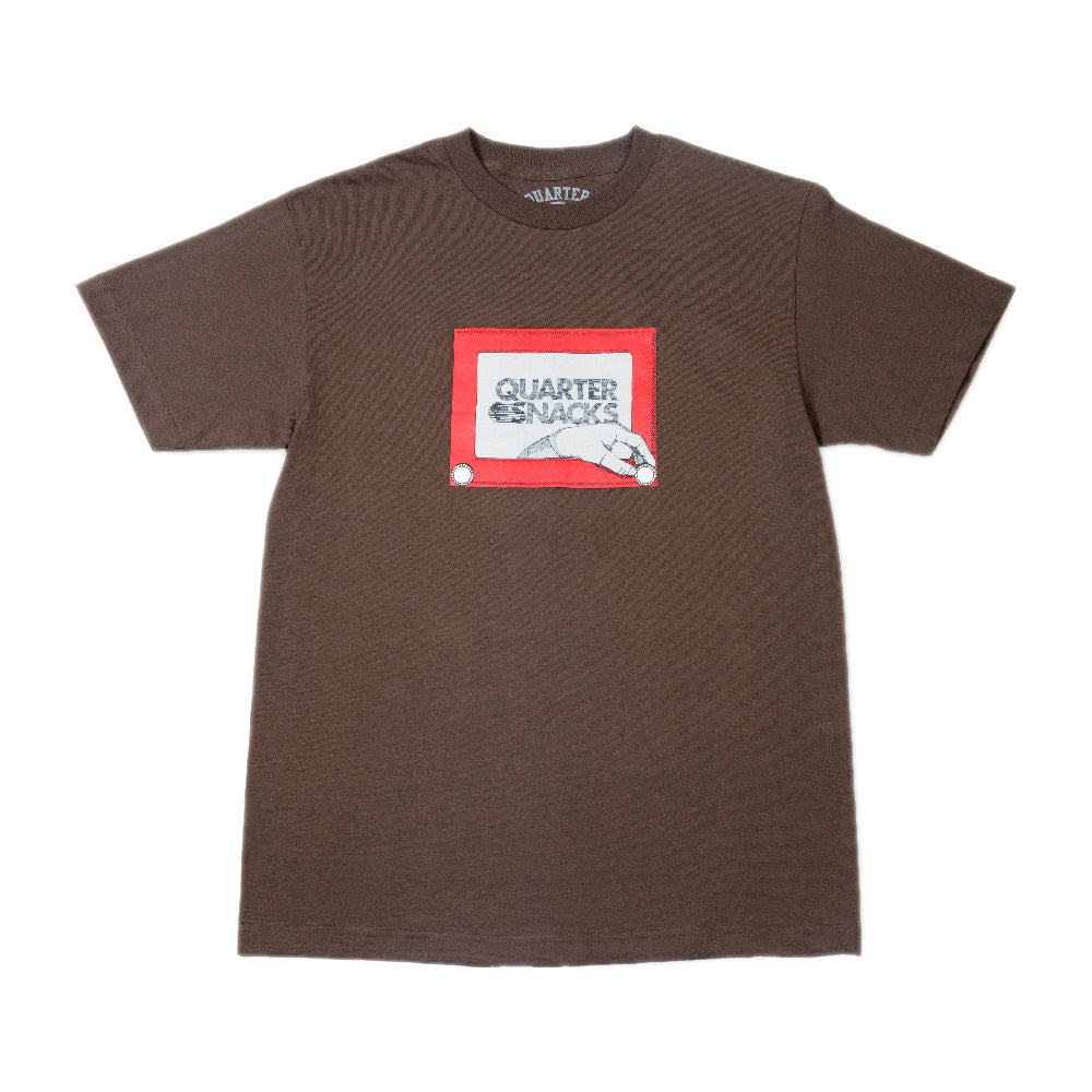 Sketch Tee - Brown