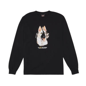 K9 Unit Long Sleeve - Black