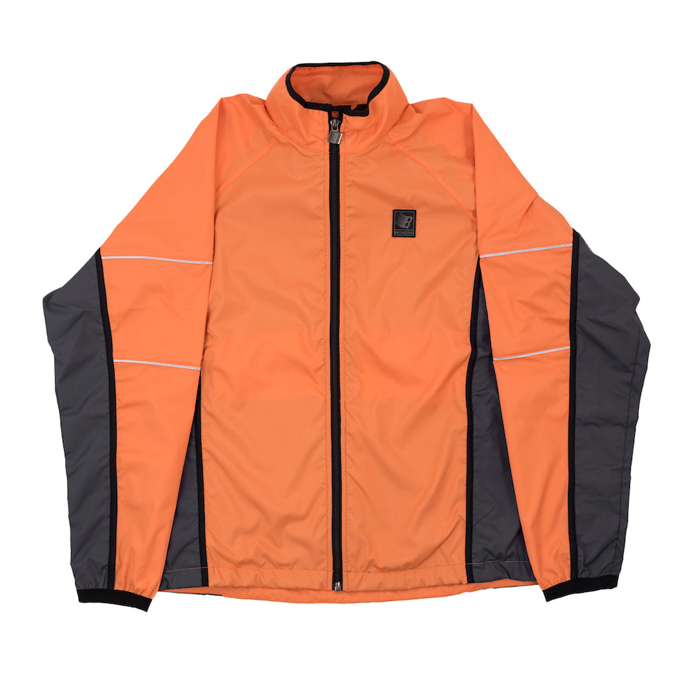 High Performance Windbreaker - Orange