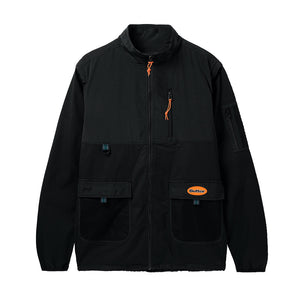 Field Convertible Jacket - Black