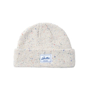 Speckle Beanie - Natural
