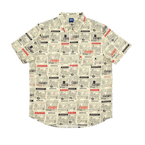 Vendor SS Shirt - Butter