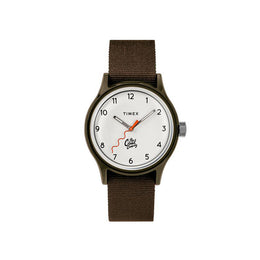 The Good Company x Timex MK1 02 - Olive/Brown
