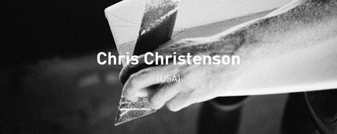 Pukas Surf x Chris Christenson