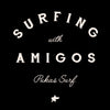 Pukas Surf Shop - SURFING WITH AMIGOS