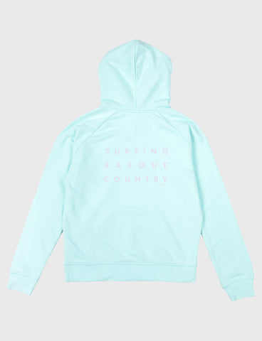 SURFING THE BASQUE COUNTRY FUTURA Hoodie