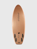 "Pukas Surfboard by Indio - SHORE BREAKER - 5'5"" 1/2 x 21 x 2 7/8 x 41L"