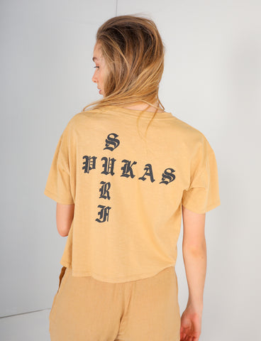 PUKAS - CROSS TEE