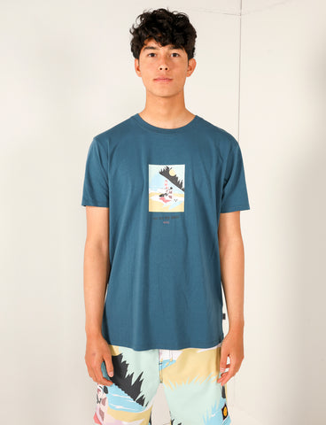 PUKAS - MORE SURFING TEE