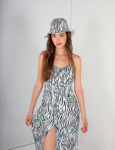 PUKAS - ZEBRA DRESS