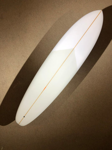 "Christenson Surfboard - FLAT TRACKER 2.0 by Chris Christenson - 7'4"" x 21 1/4 x 2 7/8 x 47,71L - CX01083"