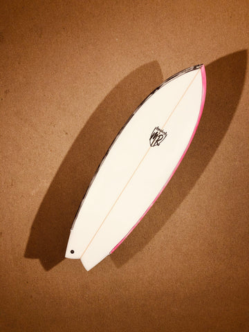 "Lost Surfboard - CALIDORNIA TWIN by Matt Biolos - 5'07"" x 20.25 x 2.42 x 30L - Ref: MH00058"