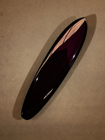 "Christenson Surfboard  - FLAT TRACKER by Chris Christenson - 7'04"" x 21 1/4 x 2 7/8 - CX01235"