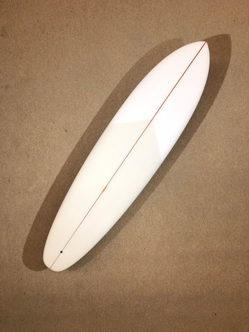 "Christenson Surfboard  - FLAT TRACKER 2.0 by Chris Christenson - 7'02"" x 21 1/4 x 2 7/8 - CX01379"