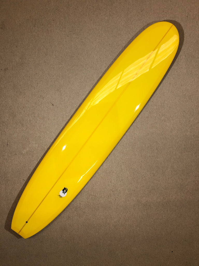 "Indio Jeronimo Surfboard  - NOSE RIDE by Axel Lorentz - 9'02"" x 22 3/4 x 3 - IJ00089"