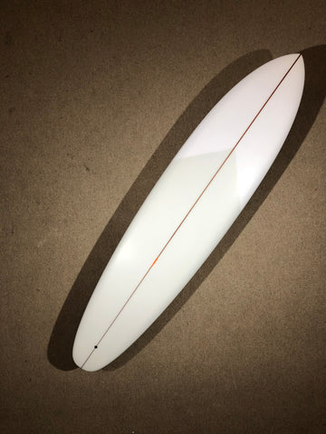 "Christenson Surfboard - FLAT TRACKER 2.0 by Chris Christenson - 7'8"" x 21 1/2 x 2 3/4- Ref CX01376"