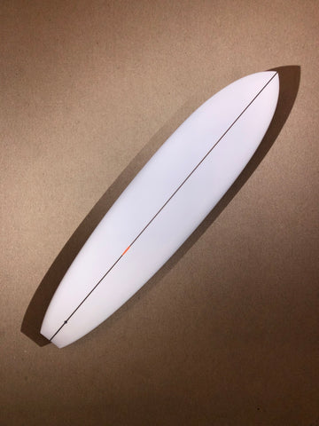 "Christenson Surfboard - FLAT TRACKER by Chris Christenson - 7'06"" x 21 1/4 x 3 x 52.47L - CX00907"