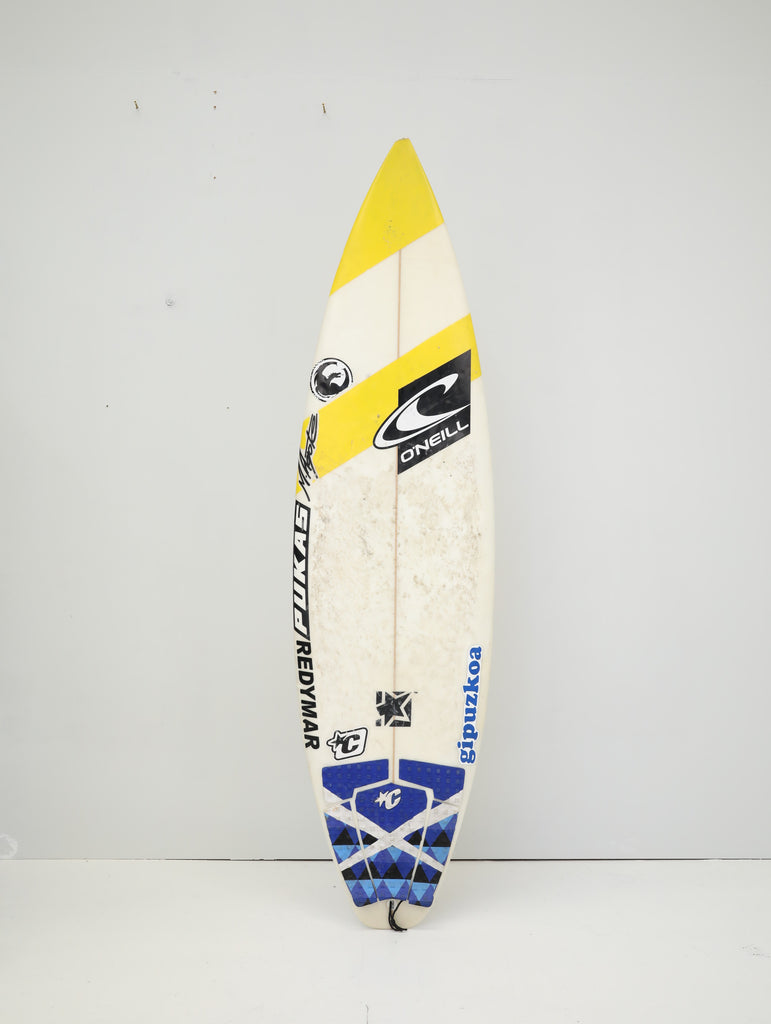 "Pukas Surfboard - Custom by Agote - 5'10"" x 18'25 x 2'20"