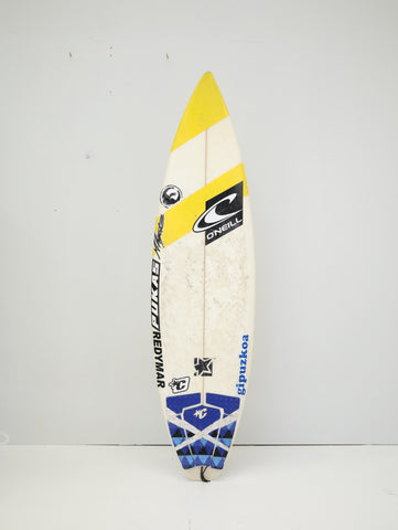 "2ND HAND Pukas Surfboard - Custom by Agote - 5'10"" x 18'25 x 2'20 Ref: SH00384"