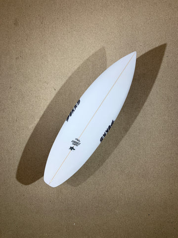 "Pukas Surfboard - TASTY TREAT by Axel Lorentz - 5'08"" x 18,88 x 2,35 x 26,68L - AX02986"