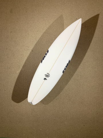 "Pukas Surfboard - TASTY TREAT by Axel Lorentz - 6'00"" x 19,50 x 2,56 x 31,72l - AX02988"